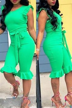 415a7f8689 Ladies Online Clothing   Accessories Fashion Boutique – WHATWEARS Green One  Piece