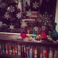 holiday styling from my inimitable friend #jenlover