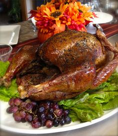 Barbecue Turkey And Turkey On The Grill: The Ultimate Smoked Turkey Recipe