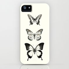Butterflies // Align iPhone & iPod Case by Amy Hamilton - $35.00