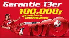 Toto Garantie 13er
