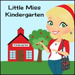 Little Miss Kindergarten!