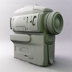 sony camcorder 3d model