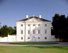 Wedding venue, Marble Hill House in Twickenham was the home of King George II's mistress Henrietta Howard, Countess of Suffolk