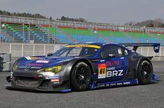 SUBARU BRZ GT300 Niice car!!