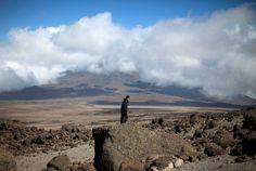 School Hut landschap. Tanzania, Kilimanjaro- Travelhype