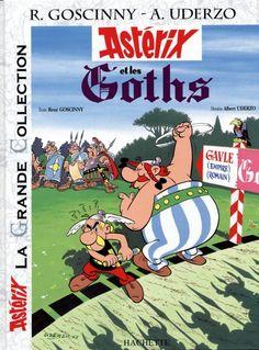 Astérix et les Goths (Asterix and the Goths) - Hachette (24/01/07)