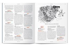 Bullet Journal, Magazine, Page Layout, Magazines, Warehouse, Newspaper