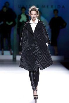 Ulises Mérida, Fashion Week Madrid Otoño invierno 2015-2016