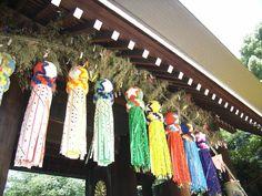 Mitama-matsuri(festival) at Yasukuni Shrine 2011-07-15
