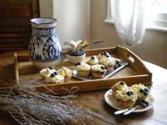 Blueberry and white chocolate cupcakes!!! #blueberry #cupcakes #blueberry #whitechocolate #delicious #wildberries #iloveit #sogood #inLondon