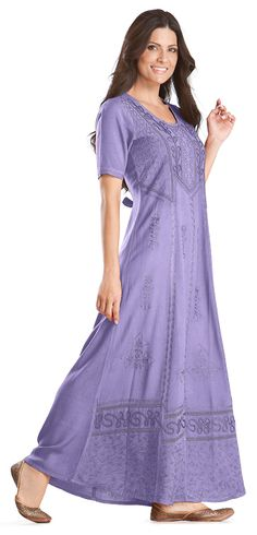 Shop Timandra Victorian Embroidered Lace Vtg Renaissance Dress Gown In Lavender Blue: http://holyclothing.com/index.php/timandra-victorian-embroidered-lace-vtg-renaissance-dress-gown.html. Repins are always appreciated :) #holyclothing #fashion #Victorian #Embroidered #Lace #Vintage #Renaissance #Dress #Gown