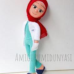 Hemşire Hanım'la selam vereyim sizlere bugün  Güzel günlerde kullanılsın  . . . #doktor #hemşire #doctor #tıp #tıpöğrencisi #sağlıkçalışanları #amigurumi #amigurumibebek #toys #dolls #crochet #örgübebek #örgü #handmade #çocuk #oyuncak #kids