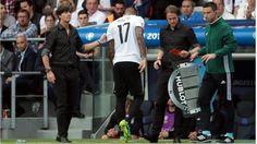 Jogis neuer Chef ausgewechselt | Sorge um die Boateng-Wade - Fussball - Bild.de