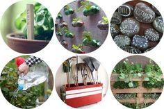 18 Simple DIY Garden Projects