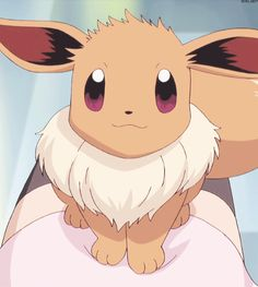Hi! I'm Eevee! And I like to help out with anything! But I really do not want to evolve, I like the way I am!