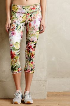 Loa Capris - anthropologie.com