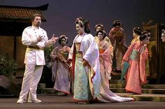 Connecticut Opera production 2003
