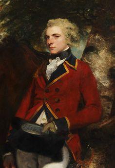 Portrait by Sir Joshua Reynolds