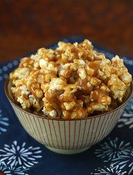 condensed milk popcorn