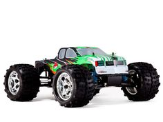 Redcat Avalanche XTR .28 Nitro 1/8 Scale Redcat Monster Truck RTR 4X4 2.4ghz