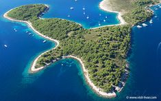 Stipanska, Pakleni islands, nudism beach - Island Hvar