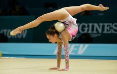 Son Yeon Jae To Compete At Rhythmic Gymnastics World Championships in Germany | Koogle TV