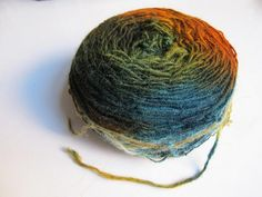 Cake Dyeing Yarn in the microwave by Rosa Pomar- great technique for Dharma and Jacquard Acid Dyes!