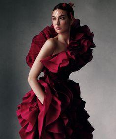 Jacquelyn Jablonski/Victor Demarchelie/Harper's Bazaar US/Nov 12&/David Roemer/Vogue Mexico Jan 13