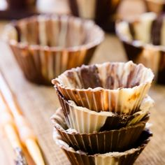 How To Make A Chocolate Cup