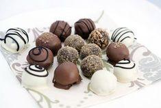 karácsonyi trüffel Mousse, Pumpkin Scones, Hungarian Recipes, Homemade Chocolate, Cakes And More, Cake Art, Biscotti, Deserts, Good Food