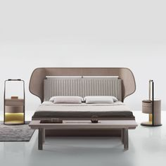 Nightstands, beds, side tables, cabinets or armchairs are some of the luxury bedroom furniture tips that you can find. Every detail matters when we are decorating our master bedroom, right? Cabinet Furniture, Bed Furniture, Modern Furniture, Furniture Design, Luxury Bedroom Furniture, Luxury Bedding, Mens Bedding Sets, Chinese Furniture, Headboards For Beds