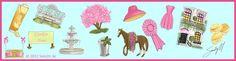 Southern+Girl+Illustrations+Copyright+SANDY+M+Ooh+La+Frou+Frou.jpg (640×167)