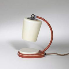 Table Lamp  Design Marianne Brandt  Year 1930s  Manufacturer Ruppelwerke Gotha