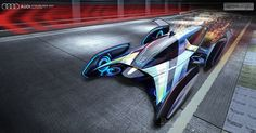 Audi Streamliner 2037 on Behance https://www.behance.net/gallery/27346129/Audi-Streamliner-2037