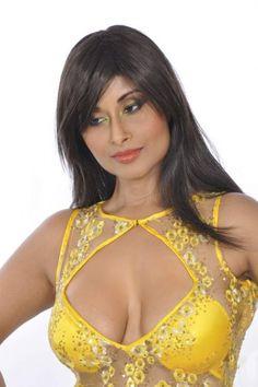 View Model and Actress Aaiysha Sagar Picture.