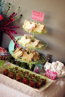 #9 Bread and Butterflies - Tea Sandwiches #WorldEricCarle #HungryCaterpillar