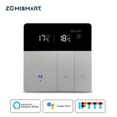 Electric Floor Heating Thermostat Alexa Google WIFI Control  Price: $75.51 & FREE Worldwide Shipping  #gadgets #gadgetsale #newtech #gadgethawk #freeworldwideshipping #thegadgethawk #toptech #electronics #onlinegadgets #ecommercetech