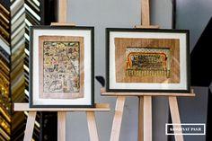 #papirus #papyrus #oprawa #oprawaobrazow #ramiarnia #ramiarniakrakow  #kombinatpasji #frame #framing #art #egipt #egypt #pamiątka #souvenir Papyrus, Frame, Home Decor, Picture Frame, Decoration Home, Room Decor, Frames, Home Interior Design, Home Decoration