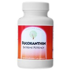 Fucoxanthin, Extreme Potency, 60 Capsules 2 Month Supply, By PureCap Labs --- http://www.amazon.com/Fucoxanthin-Extreme-Capsules-PureCap-Labs/dp/B007PWIBU2/?tag=urbanga-20