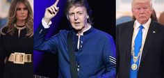 McCartney Vs Trump 'Resistance to climate change is madness'