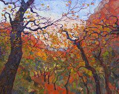 Autumn Tapestries by Erin Hanson