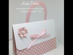 Stampin' Up! Handbag Gift Card Holder - http://LIFEWAYSVILLAGE.COM/gift-card/stampin-up-handbag-gift-card-holder/