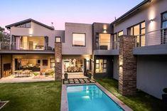 Sleek beautiful design in Bryanston for R8.5 million.