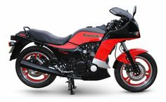 1984 Kawasaki GPz750 Turbo #kawasaki #motorbike #sportsbike