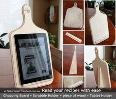 Tablet recipes