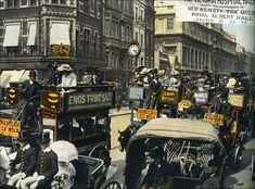 What a fantastic London photograph this is from 1897. Lost London - Page 23 - SkyscraperCity