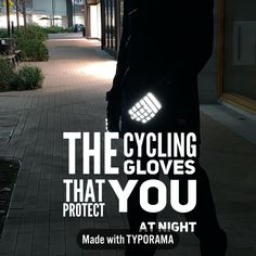 Elite Cycling Couture - Ultra-reflective Cycling Gloves