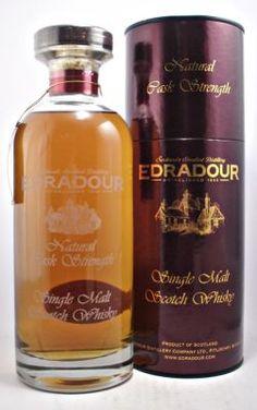 Edradour Single Malt Scotch Whisky 1997 56.4% 70cl