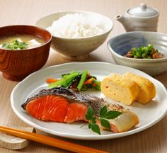 Home-Style Japanese Meal